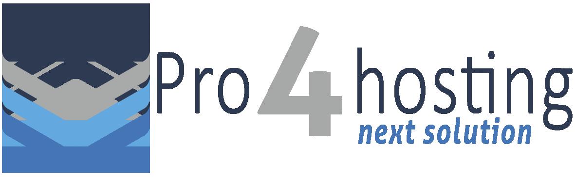 Pro 4 Hosting